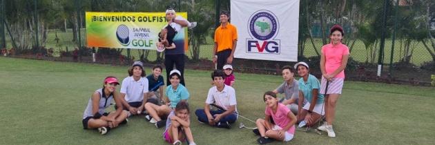 Paz, Ramírez y Flores lideran el Abierto Sambil Juvenil
