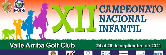 XII Campeonato Nacional Infantil